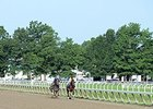 Tonalist Sharp in First Drill Since Travers