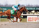 Turfway Cancels After Third Race