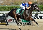 'Maria' Charges Into Oaklawn for Fantasy