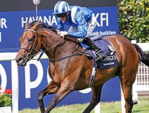 Taghrooda Flies to King George Triumph