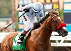 Goldencents Draws Rail for BC Dirt Mile