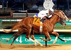 Will Take Charge Fires Bullet at Oaklawn