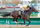 Stewards Disqualify Sign from Pocahontas Win