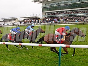 Integral dominates the Kingdom of Bahrain Sun Chariot Stakes.