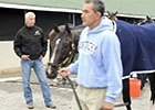 Todd Pletcher's Kentucky Derby Horses Get a Bath