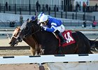 Godolphin's Romansh on Schedule for Whitney