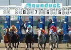 NYRA Attendance, On-Track Handle Increase