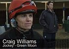 Cox Plate: Craig Williams - Jockey for Green Moon