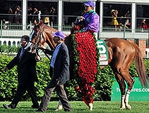 California Chrome Cracks World Rankings