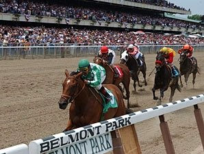 Lucrative Stakes Schedule at Belmont Fall
