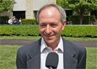 Kentucky Derby Interview - Steve Cauthen