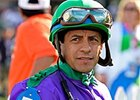 Espinoza Suspended for Awesome Again Ride