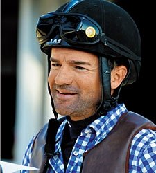 Desormeaux Picks Up Mount on Tiger Walk