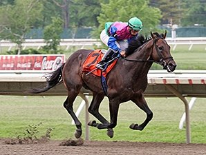 Itsmyluckyday Aims to Extend Roll in Salvator