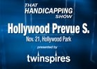 THS: Hollywood Prevue Stakes (Video)