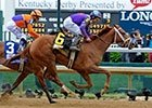 2013 Kentucky Oaks Wrap