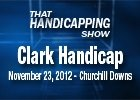 THS: The Clark Handicap