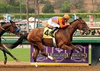 Two-Time Champion Beholder Out of BC Distaff