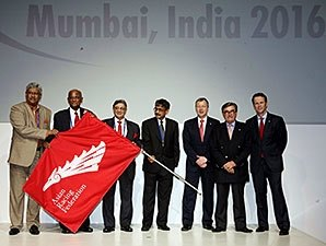 Asian Racing Conference to India for 2016