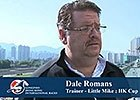Hong Kong Cup Day: Dale Romans - Little Mike