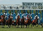 Storm Leads Belmont Park to Cancel Racing