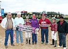 Trainer Chleborad Secures 1,000th Career Win
