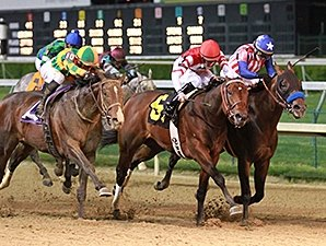 Embellishing Bob Gets Derby Trial Win on DQ