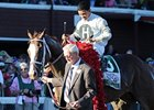 Champion Will Take Charge Retired