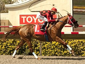 Reneesgotzip Zaps Track Record at Del Mar
