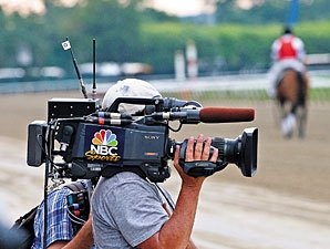 Kentucky Derby Overnight TV Rating Slips