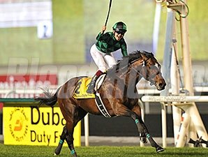 Just a Way dominates the Dubai Duty Free.