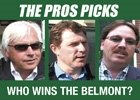 Belmont Picks from Trainers