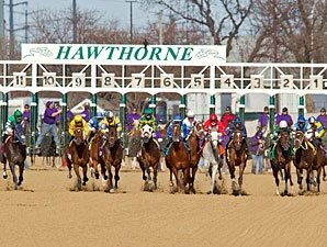 Hawthorne Spring Meet to Begin Feb. 21