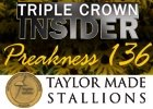 Triple Crown Insider - Preakness 136