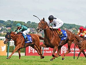 Ribbons Gives Dettori Group I Deauville Sweep