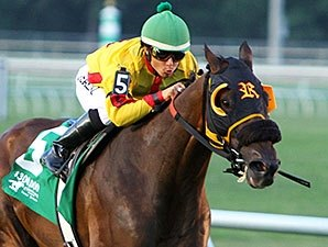 Heitai Easy Winner of Evangeline Turf Sprint