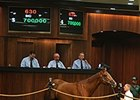 Curlin, Bernardini Colts Top OBS Spring Sale
