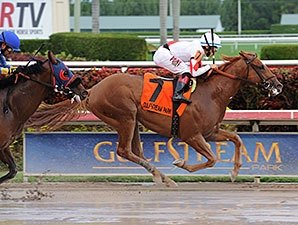 Storming Inti Makes Graded Bow in Palm Beach