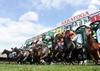 Spa Wagering Up First Four Days