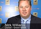 Cox Plate: Nick Williams - Owner of Green Moon