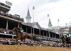 KY Derby, Oaks Will Allow Four Also-Eligibles