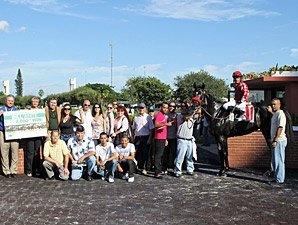 Calder Trainer Bill White Scores 2,000th Win