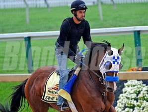 Sway Away - Pimlico May 19, 2011