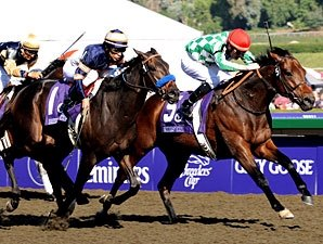 Distance Added to Breeders' Cup Marathon