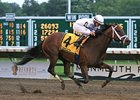 Savvy Supreme Digs In, Scores Monmouth Oaks