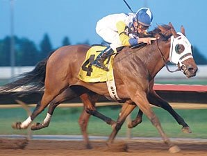 Seeking the Title Set for Indiana Oaks