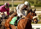Cal-Bred Amazombie Takes Shot in BC Sprint
