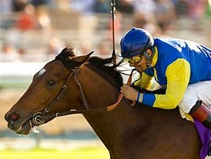 Tiz West Gets 2nd Turf Win in La Puente