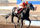 Govenor Charlie Charges to Sunland Derby Win