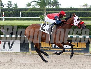 Becausei'mworthit wins the 2012 Cool Air.